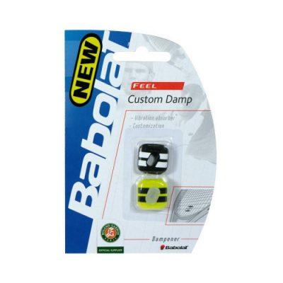 Custom Dampner Black Yellow